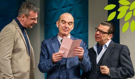 BOLHA  A FÜLBE - bohózat három felvonásban - A Thália Színház előadása