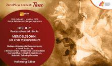 ZenePlusz 3 - Berlioz / Mendelssohn