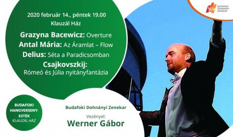 BUDAFOKI 5 - Bacewicz / Antal / Delius / Csajkovszkij / Werner