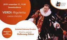 SORSOK ÜTKÖZÉSE - Verdi: Rigoletto
