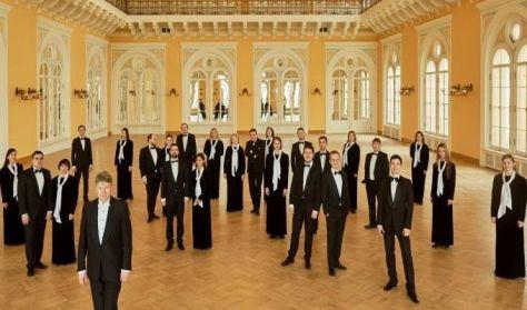 Daniel Zaretzky és a Szentpétervári Koncertkórus / KARÁCSONYI ORGONAKONCERT