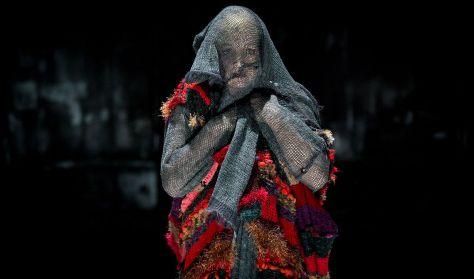 zelda - egy utolsó vad nő - GK Társulat - Manna