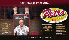 RETRO Szálló - Sztárvendég: Pataky Attila