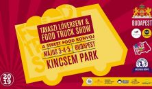 Tavaszi Lóverseny és Food Truck Show