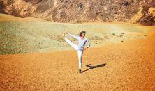 Napindító jóga Jordán Adéllal