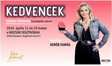KED-VEN-CEK- Nádasi Veronika beszélgetős műsora - Vendég: Veréb Tamás