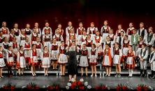 A Marosszéki Ifjúsági Kórus koncertje