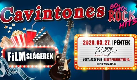 Cavintones Filmslágerek + 80's & 90's Hits!