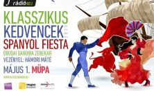 Klasszikus Kedvencek - Spanyol fiesta