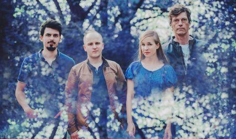 Harcsa Veronika - Gyémánt Bálint Quartet koncert
