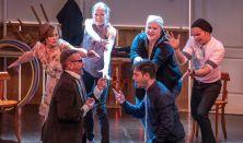 Vidéki Színházak Fesztiválja bemutatja - Csoportterápia - Veres1Színház Veresegyház előadása