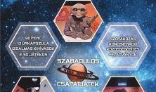 MARS Mission Game / Interaktív logikai játéktér 2-50 főig