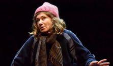Maradjunk annyiban - Egy hajléktalan nő show-ja -