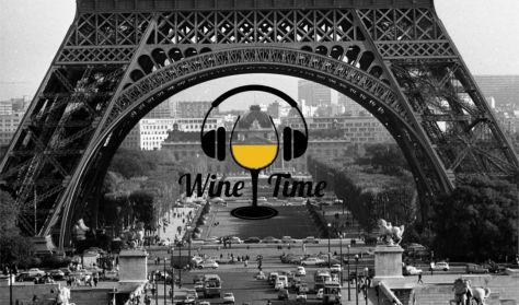Wine Time - Magyar bor és pezsgő francia inspirációval