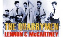 Az első Beatles-The Quarrymen Live in Eger