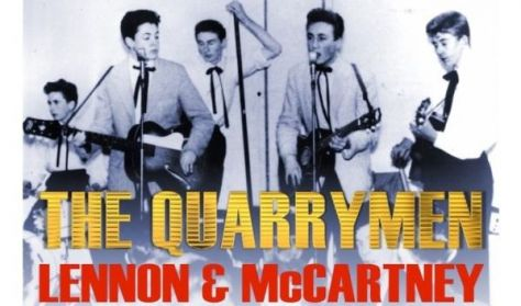 Az első Beatles-The Quarrymen Live in Eger