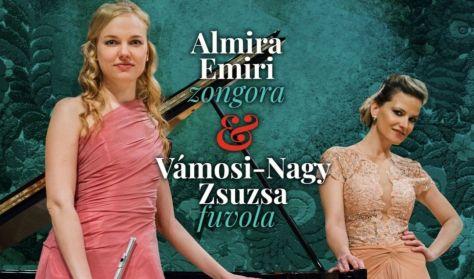 Hungarissimo - Almira Emiri zongora & Vámosi-Nagy Zsuzsa fuvola