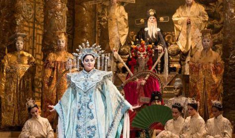 MET 2019/2020 Puccini: Turandot