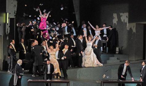 MET 2019/2020 Massenet: Manon