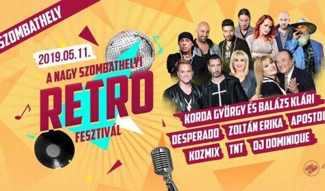 A Nagy Szombathelyi Retro Fesztivál