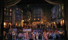 MET Summer 2019 Puccini: Bohémélet