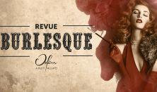 Koncert+Tapas tál: Revue – Burlesque