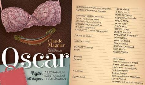 Mórahalmi Színtársulat vendégjátéka: Oscar