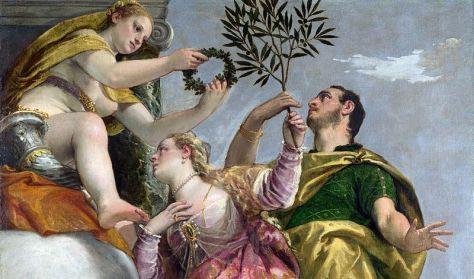Képletes képek - allegória a festészetben