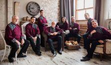 Ég és föld - Nagycsütörtöki koncert a Szent Efrém Férfikarral és a Magos Együttessel