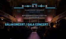 Bartók Világverseny és Fesztivál - Zongora 2019 / Gálakoncert