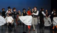 Táncvarázs - néptánc (A Táncos és próbavezető szakos hallgatók színpadi bemutatója)