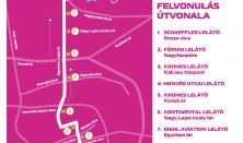 50. Debreceni Virágkarnevál - KRONES lelátó - Kölcsey Központ