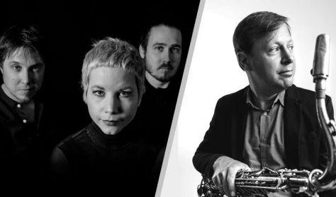 Santa Diver Trio & Chris Potter - Jazz itt!