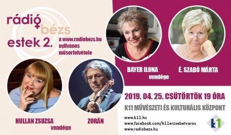 RÁDIÓ BÉZS nyilvános műsorfelvétel 2.