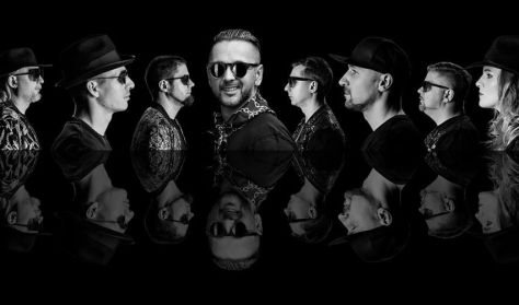 MAJKA turné 2K19 - előzenekar: Pápai Joci