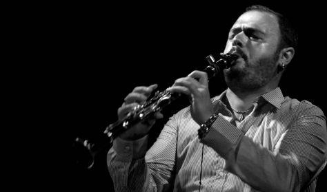 Goran Bojčevski Quartet (SLO) & Refugees for Refugees (BE)- Budapest Folk Fest - Kisebbségek hangjai