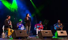 Klarisa Jovanović & Della Segodba (SLO) és SuRealistas (IT) -Budapest Folk Fest- Kisebbségek hangjai