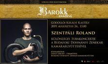 Barokk Randevú '19 - Szentpáli Roland különleges tubakoncertje a BDZ kamarazenekarával
