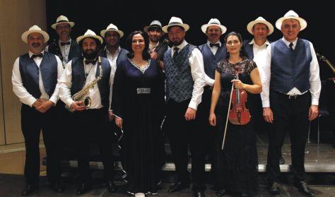 """""""Több mint klezmer"""" Sabbathsong Klezmer Band vendég: Beke Farkas Nándor és Lisztes Jenő"""