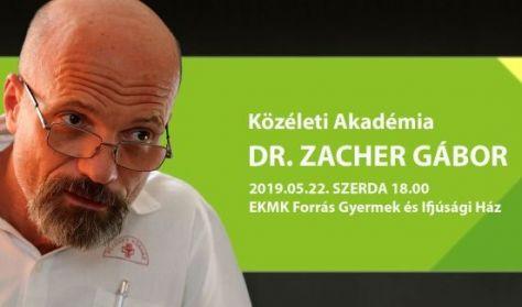 Közéleti Akadémia- DR. ZACHER GÁBOR: A VARÁZSGOMBÁTÓL A KÉMIAI TERRORIZMUSIG