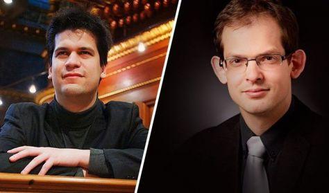 Virágh András és Horváth Márton Levente - A Zeneakadémia orgonája egykor és most