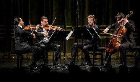 Balog József és a Kállai vonósnégyes - Bartók, Beethoven, Brahms