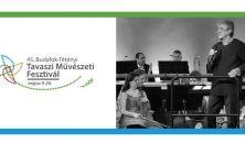 45.Tavaszi Művészeti Fesztivál:ÉletÖröm koncert Budafoki Dohnányi Zenekar