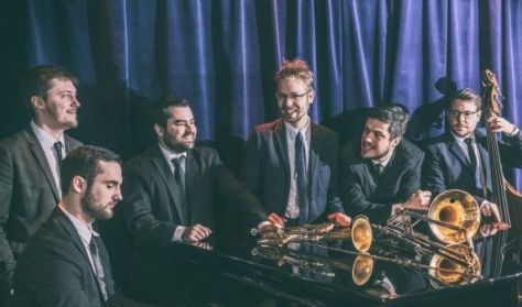 Let's jive! - A Coquette Jazz Band és Frank Roberscheuten / NEW ORLEANS SWINGFESZTIVÁL
