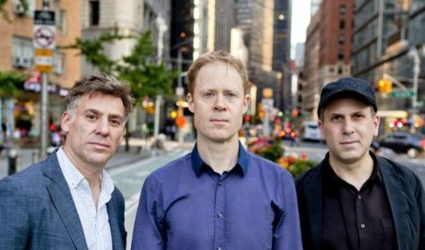 Larry Goldings-Peter Bernstein-Bill Stewart Trio