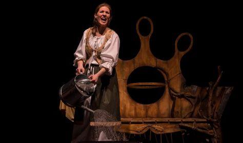 Szerdai szünidei színházak - A háromágú tölgyfa tündére