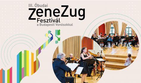 Óbudai ZeneZug Fesztivál - Miből lesz a cserebogár?