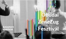Óbudai ZeneZug Fesztivál / Több, mint tangó