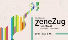 Óbudai ZeneZug Fesztivál - Kerti mulatság