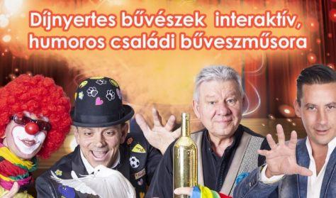 Varázs show - családi bűvészműsor